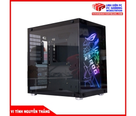 Vỏ Case 1STPLAYER SP8 - RGB Tempered Glasses Led Cover Aorus