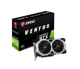 VGA MSI RTX 2060 VENTUS XS OC 6GB GDDR6 NEW BOX