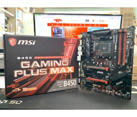 Bo Mạch Chủ Mainboard MSI B450 GAMING PLUS MAX Socket AM4 NEW