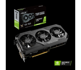 VGA ASUS TUF GTX 1660 OC GAMING EDITION 6G GDDR5 (3FAN)