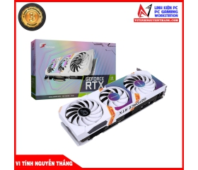 VGA Colorful iGame GeForce RTX 3070 Ultra OC 8G-V limited WHITE edition