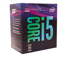 CPU Intel Core i5 8400 Socket 1151 v2 HÀNG BOX CÔNG TY