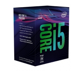 CPU Intel Core i5-8600K (3.6GHz Upto 4.3GHz/ 6C6T/ 9MB/ Socket1151v2-CoffeeLake) TRAY NEW