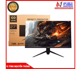 INFINITY PREDATOR – 27″ ULTRA HD ( 2K ) 165HZ GAMING MORNITOR