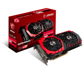 Vga Card MSI RX470 GAMING X 8G  BH 4/2020