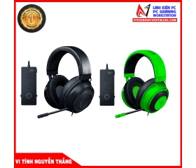 Tai Nghe Razer Kraken Tournament Edition Gaming (BLACK/GREEN) - RZ04-02051000-R3M1