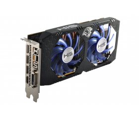 HIS RX470 IceQ X² OC 4GB HANG BH 2020