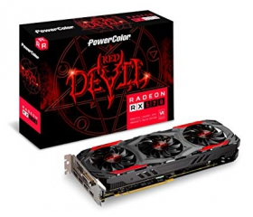 Card Màn Hình - VGA PowerColor Red Devil Radeon™ RX570 4GB 2nd