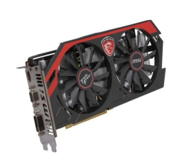 MSI GTX 750 Ti TF Twin Frozr Gaming 2G