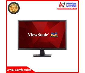 Màn Hình Viewsonic VA2407H (23.6/FHD/LED/TN/60Hz/5ms/250 nits/HDMI+VGA)