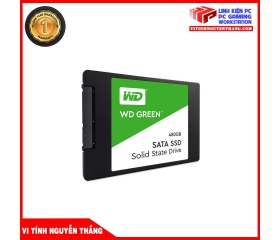 Ổ cứng SSD Western Digital Green 480GB 2.5